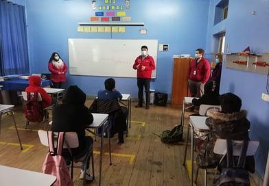 MINEDUC ENVÍA PROYECTO DE LEY PARA RECUPERAR A ESTUDIANTES QUE HAN SALIDO DEL SISTEMA